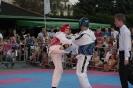 Wygrana walka Mathiasa (w czerwonym hogo)